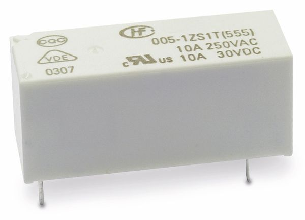 Printrelais HONGFA HF118F/024-1Z1T - Produktbild 1