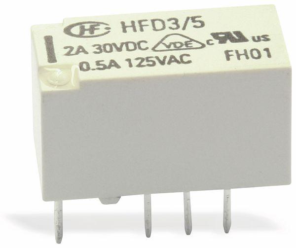 Printrelais HONGFA HFD3/012 - Produktbild 1