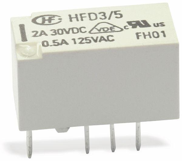 Printrelais HONGFA HFD3/024 - Produktbild 1
