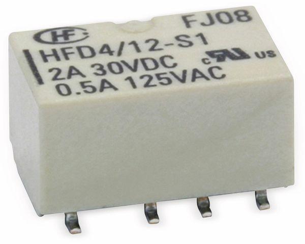 Printrelais HONGFA HFD4/012-S1 - Produktbild 1
