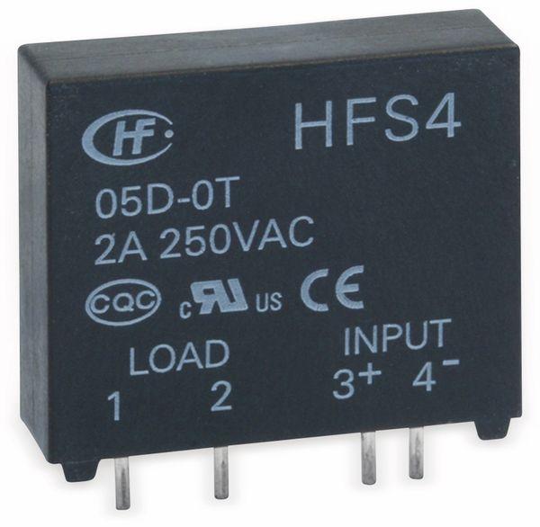Solid State Printrelais HONGFA HFS4/024/D/0/T - Produktbild 1