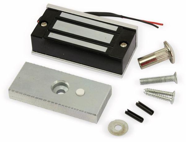 Power-Elektromagnet MY-60, 12 V-, 45 kg - Produktbild 1