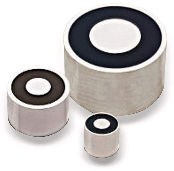 Elektromagnet, Haltemagnet ITS-MS3025-12