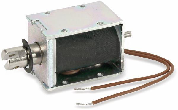 Elektromagnet, Hubmagnet, ziehend, ITS-LS2924BZ-12 - Produktbild 1