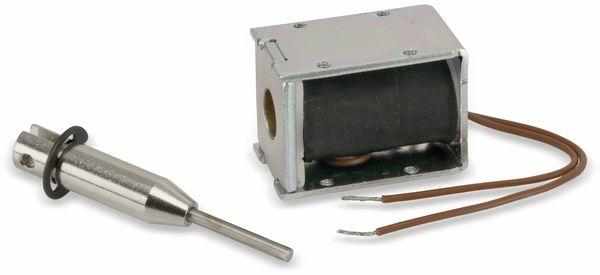 Elektromagnet, Hubmagnet, drückend, ITS-LS2924BD-24 - Produktbild 2