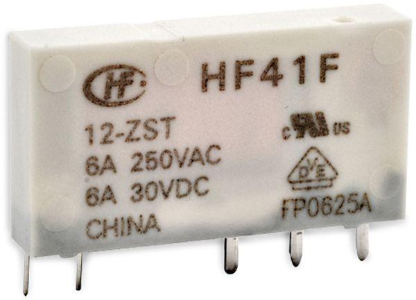 Printrelais HONGFA HF41F/024-ZS