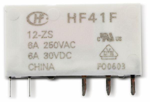 Printrelais HONGFA HF41F/012-ZS