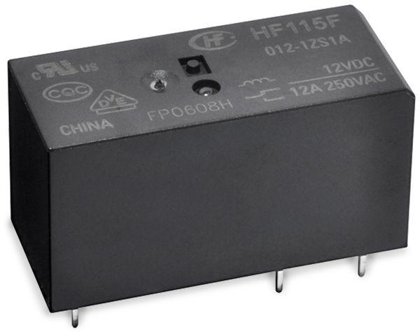 Printrelais HONGFA HF115F/012-1ZS1B