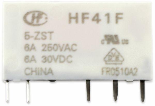 Printrelais HONGFA HF41F/005-ZST
