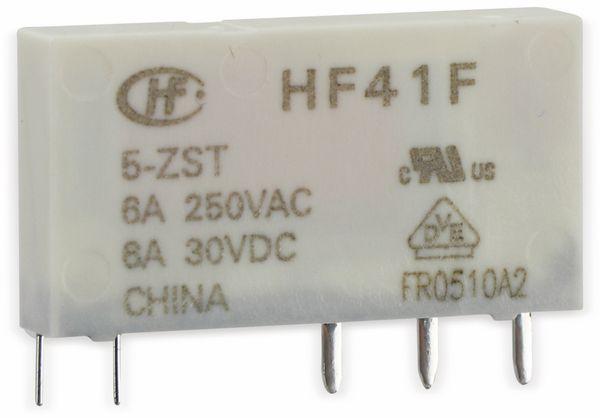 Printrelais HONGFA HF41F/005-ZST - Produktbild 3