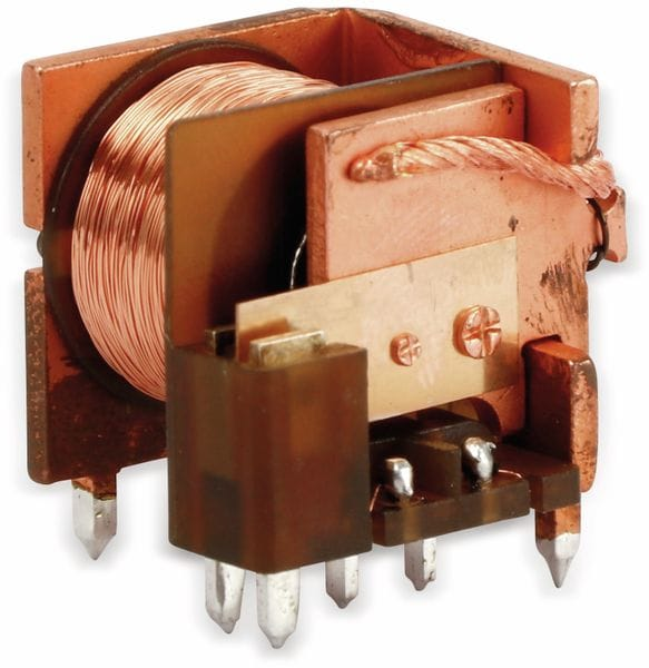 Printrelais, Siemens, V23033-A1001-A503, 12V- - Produktbild 6