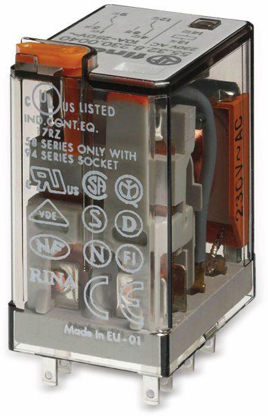 Relais Finder F 55.32, 230V~, 2xUM, 10A