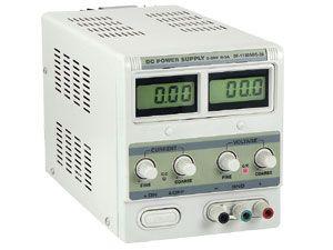 Stabilisiertes Labornetzgerät DF1730LCD, 3 A
