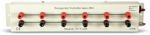 Netzgeräte-Verteiler NVT 620