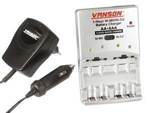 Universal-Ladegerät V-6000