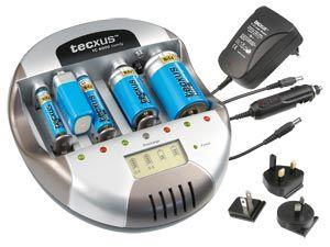 Universal-Ladegerät Tecxus TC 6000