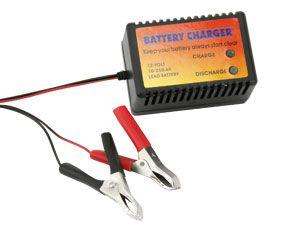 Automatik-Lader für Starterbatterien