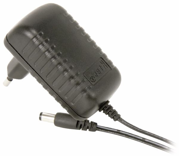 Stecker-Schaltnetzteil QUATPOWER KSAS0050500050VED, 5 V-/0,5 A