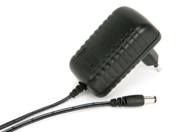 Stecker-Schaltnetzteil QUATPOWER KSAS0120900100HE, 9 V-/1 A