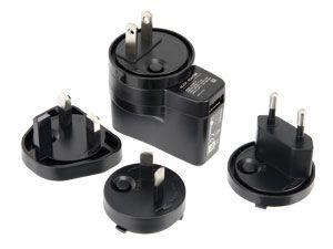 USB World-Charger SITECOM TC-134, 5 V-/1 A - Produktbild 1