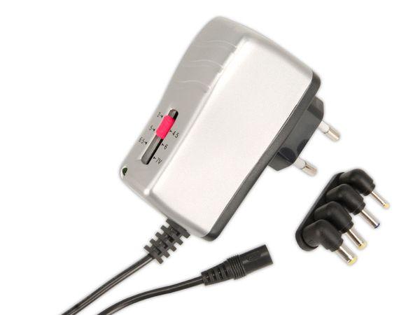 Universal Stecker-Schaltnetzteil CH-999E, 3...7 V-