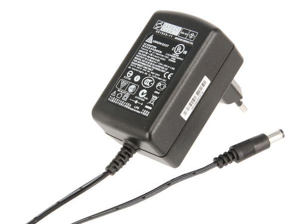 Stecker-Schaltnetzteil ACE018A-12, 12 V-/1,5 A