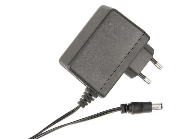 Stecker-Schaltnetzteil UP0181A-15PE, 15 V-/1,2 A