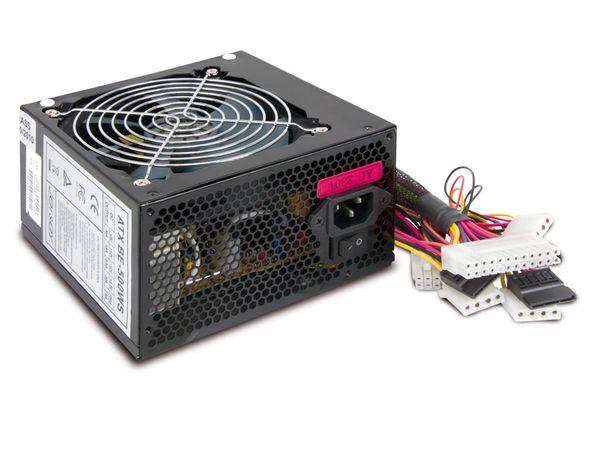 ATX 2.0 Computer-Schaltnetzteil JERSEY BE-500WS - Produktbild 1