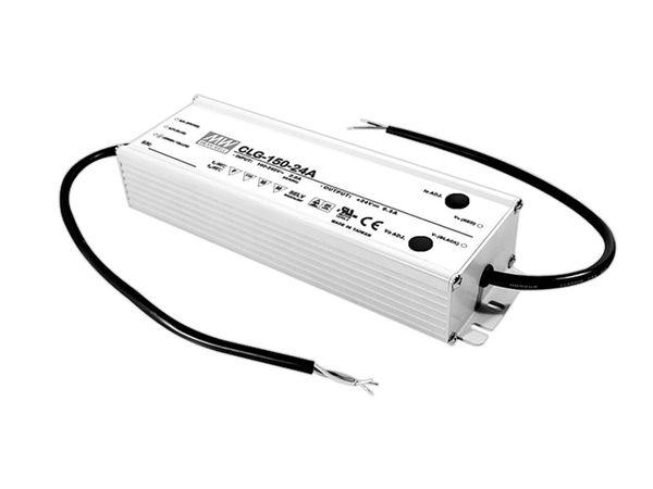 LED-Schaltnetzteil MEANWELL CLG-150-24A, 24 V-/151,2 W