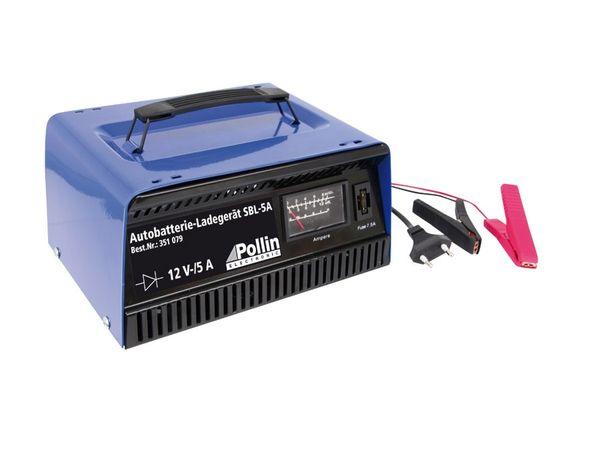 Autobatterie-Ladegerät SBL-4A - Produktbild 1