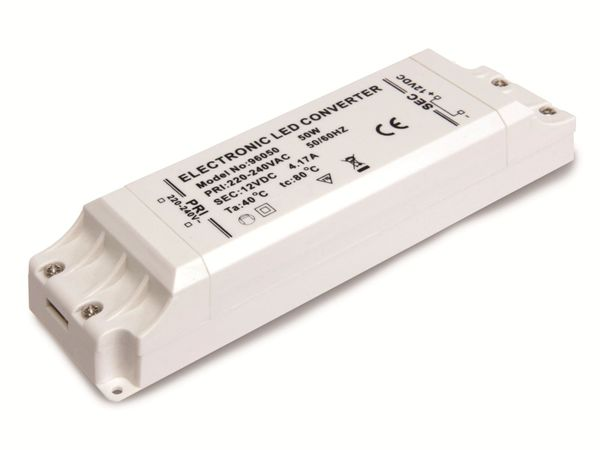 LED-Schaltnetzteil, 12 V-, 50 W - Produktbild 1