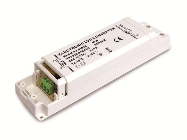 LED-Schaltnetzteil, 12 V-, 50 W - Produktbild 2