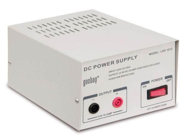 Schaltnetzteil LNS 1012, 13,8 V-/10 A