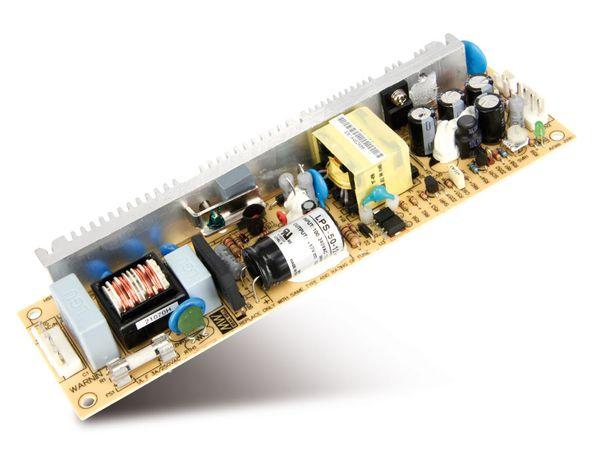 Schaltnetzteil MEANWELL LPS-50-12, 12 V-/4,2 A - Produktbild 1