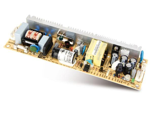 Schaltnetzteil MEANWELL LPS-50-12, 12 V-/4,2 A - Produktbild 2