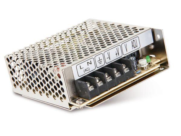 Schaltnetzteil MEANWELL RS-50-12, 12 V-/4,2 A - Produktbild 2