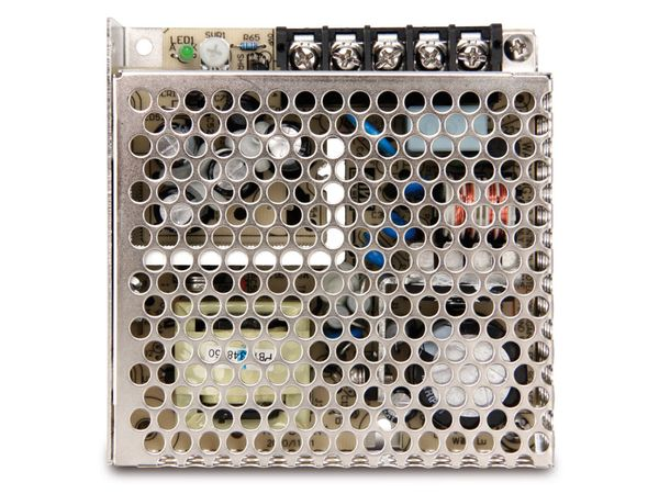 Schaltnetzteil MEANWELL RS-50-12, 12 V-/4,2 A - Produktbild 3