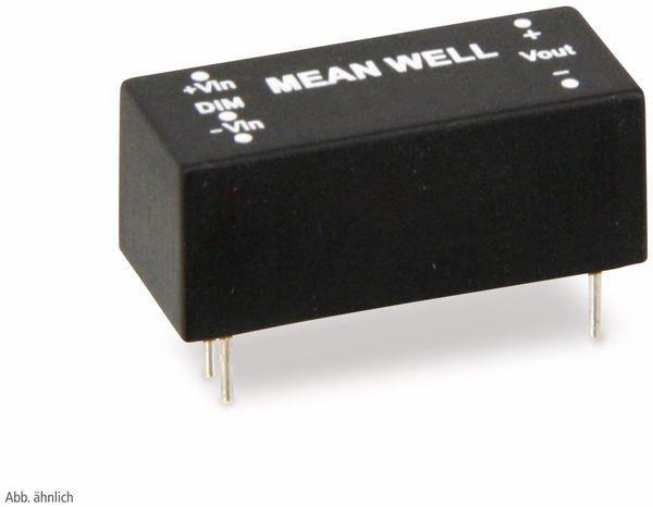 LED-Konstantstromquelle MEANWELL LDD-350L, 350 mA
