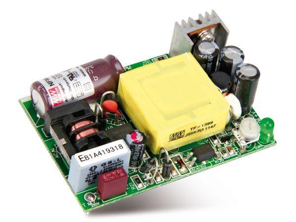Schaltnetzteil MEANWELL NFM-15-5, 5 V-/3 A - Produktbild 1