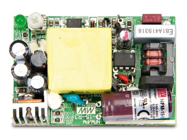 Schaltnetzteil MEANWELL NFM-15-5, 5 V-/3 A - Produktbild 3