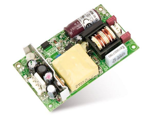Schaltnetzteil MEANWELL NFM-20-12, 12 V-/1,8 A - Produktbild 1