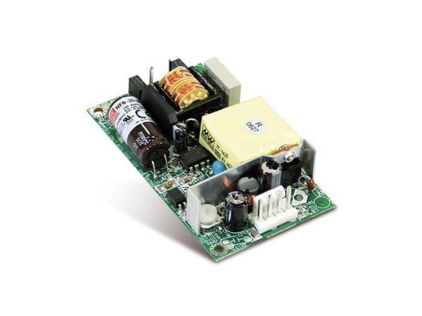 Schaltnetzteil MEANWELL NFM-20-12, 12 V-/1,8 A - Produktbild 3