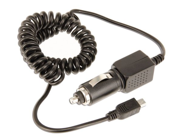Mini-USB Ladegerät für KFZ