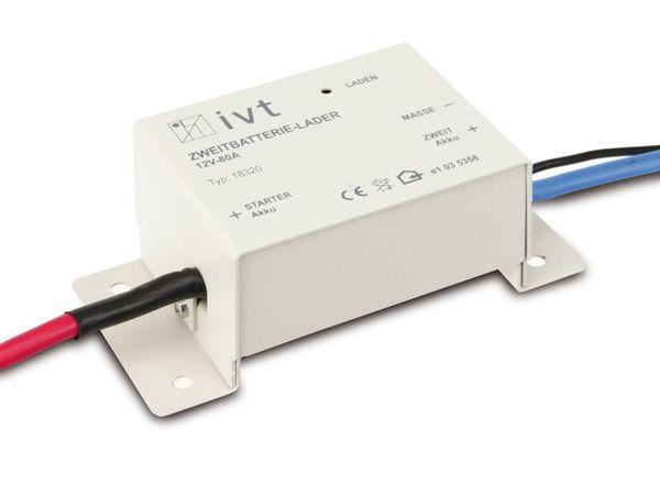 Zweitbatterie-Lader IVT 18320