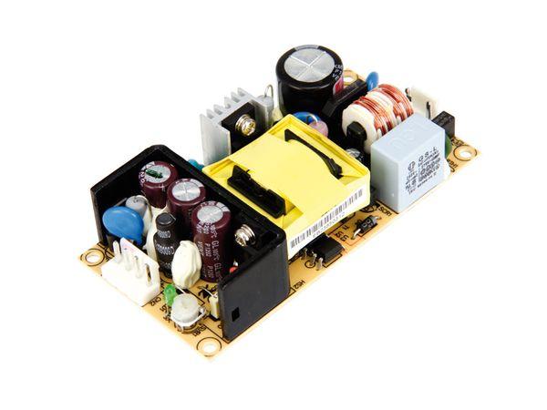 Schaltnetzteil MEANWELL PS-35-12, 12 V-/3 A - Produktbild 1