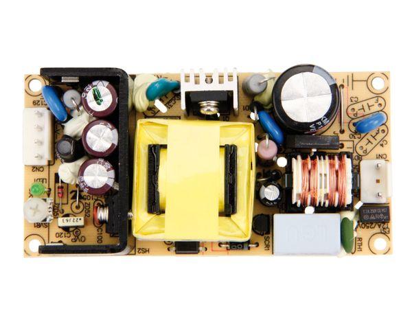 Schaltnetzteil MEANWELL PS-35-12, 12 V-/3 A - Produktbild 2