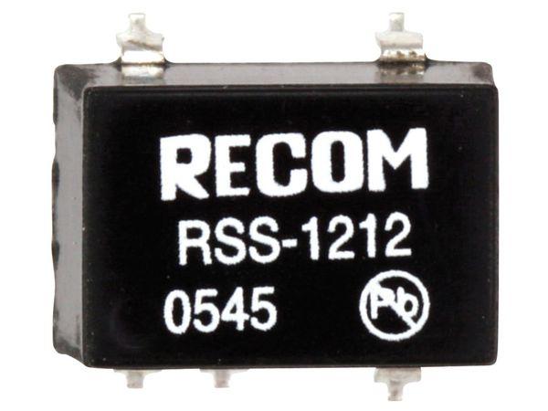 DC/DC Converter RECOM RSS-1212