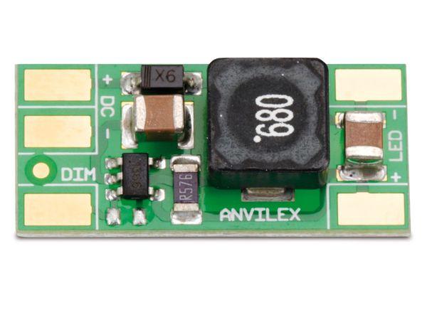 Dimmbare LED-Konstantstromquelle ANVILEX CCS2-350-HV48, 350 mA - Produktbild 2