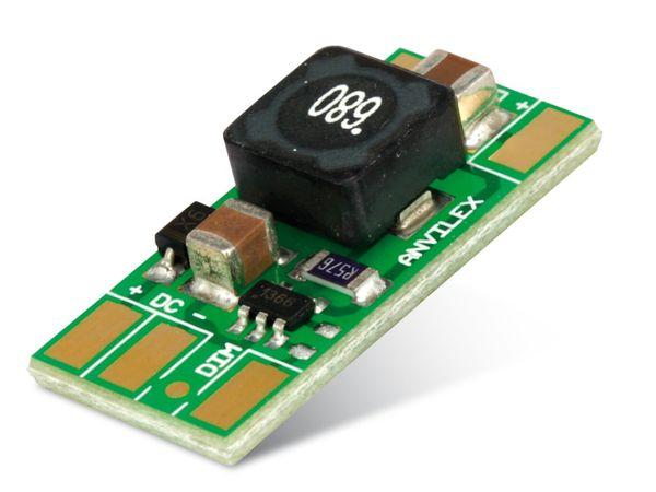 Dimmbare LED-Konstantstromquelle ANVILEX CCS2-500-HV48, 500 mA - Produktbild 1