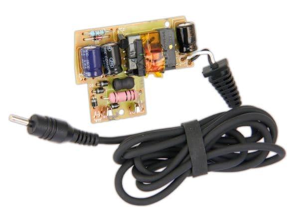 Schaltnetzteil mit Anschlussleitung, 5 V-/0,5 A - Produktbild 1